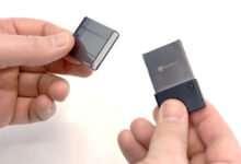 صورة تحديث : سعر بطاقة SSD 1TB الخارجية تساوي 200$ !