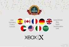 صورة جهاز Xbox Series X يتصدر قائمة الأكثر مبيعاً في 9 دول عبر متجر Amazon منها دول عربية !