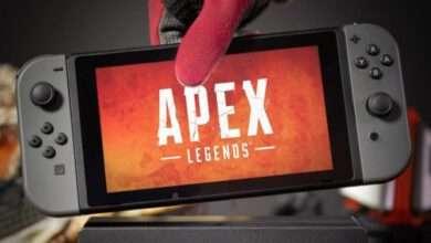 صورة إدراج نسخة Nintendo Switch من Apex Legends في تصنيفات ESRB