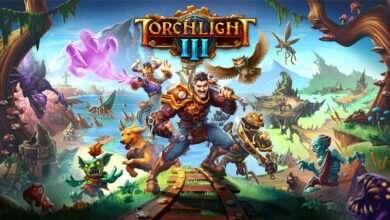 صورة عرض دعائي جديد للعبة Torchlight 3