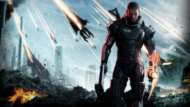 صورة وكالة تصنيف عمري كورية تدرج عنوان Mass Effect Legendary Edition
