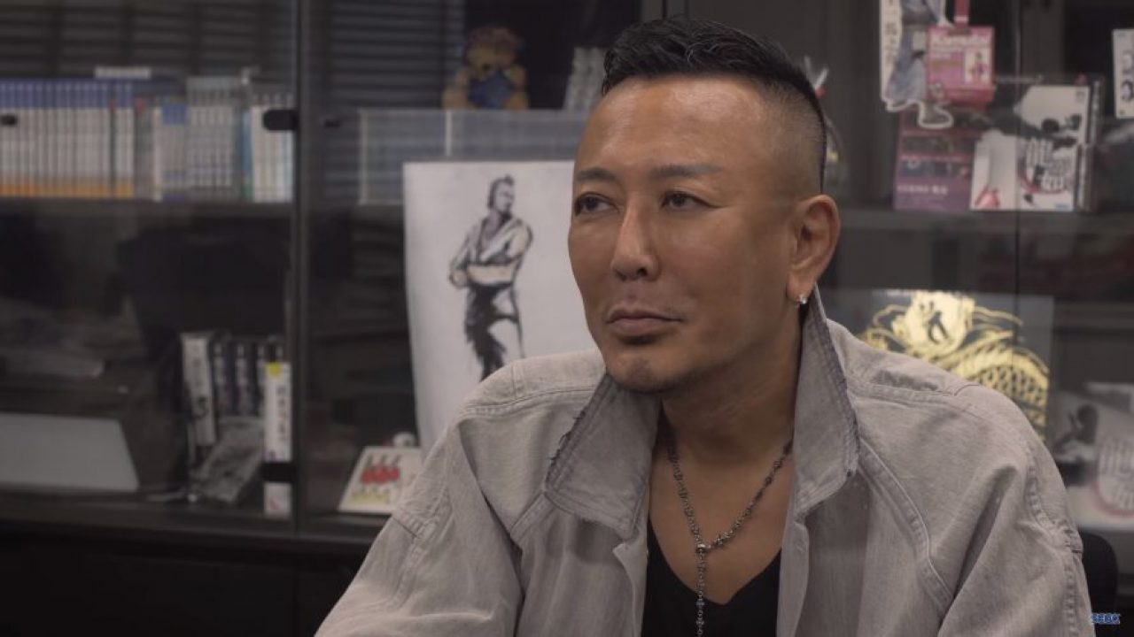 116d8362b4a0cb1b2841546f750df69f - السيد Toshihiro Nagoshi يتنحى من منصب المدير الإبداعي لشركة SEGA