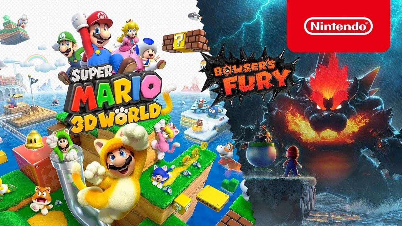 124f1ad42351b5f842a608a7f5b1aba8 - إطلاق لعبة Super Mario 3D World + Bowser's Fury  كان أكبر بنسبة 190٪ في الأسواق البريطانية من نسخة منصة Wii U