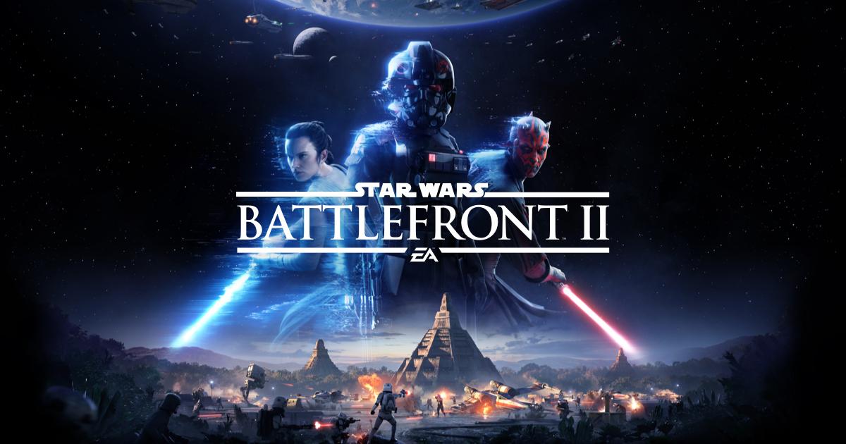47928638e0167f68b16389775b44aebd - اكثر من 19 مليون لاعب حصلوا على لعبة  Star Wars Battlefront II من متجر Epic Games
