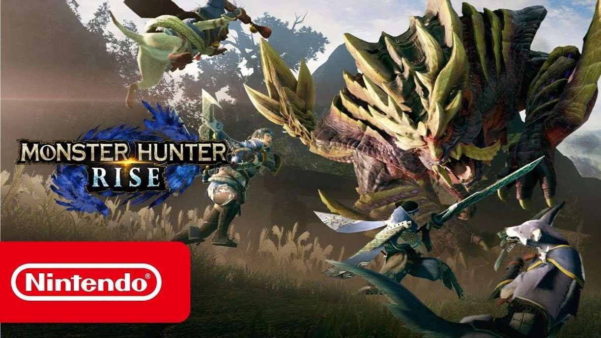 7530b57b32d340ff1a860bc4188ce671 - شركة Capcom تعد بإصلاح المشاكل المتواجدة في النسخة التجريبية لـMonster Hunter Rise وقت الإصدار
