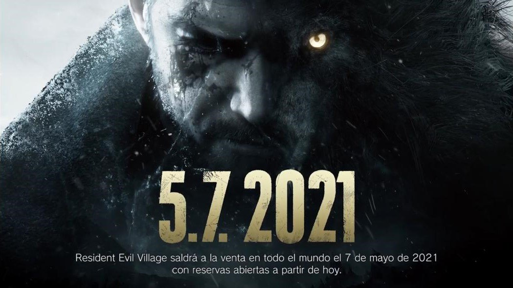ad2b5e729bc747066e6422cb6e1fa5da - الإعلان رسمياً عن موعد صدور لعبة Resident Evil: Village
