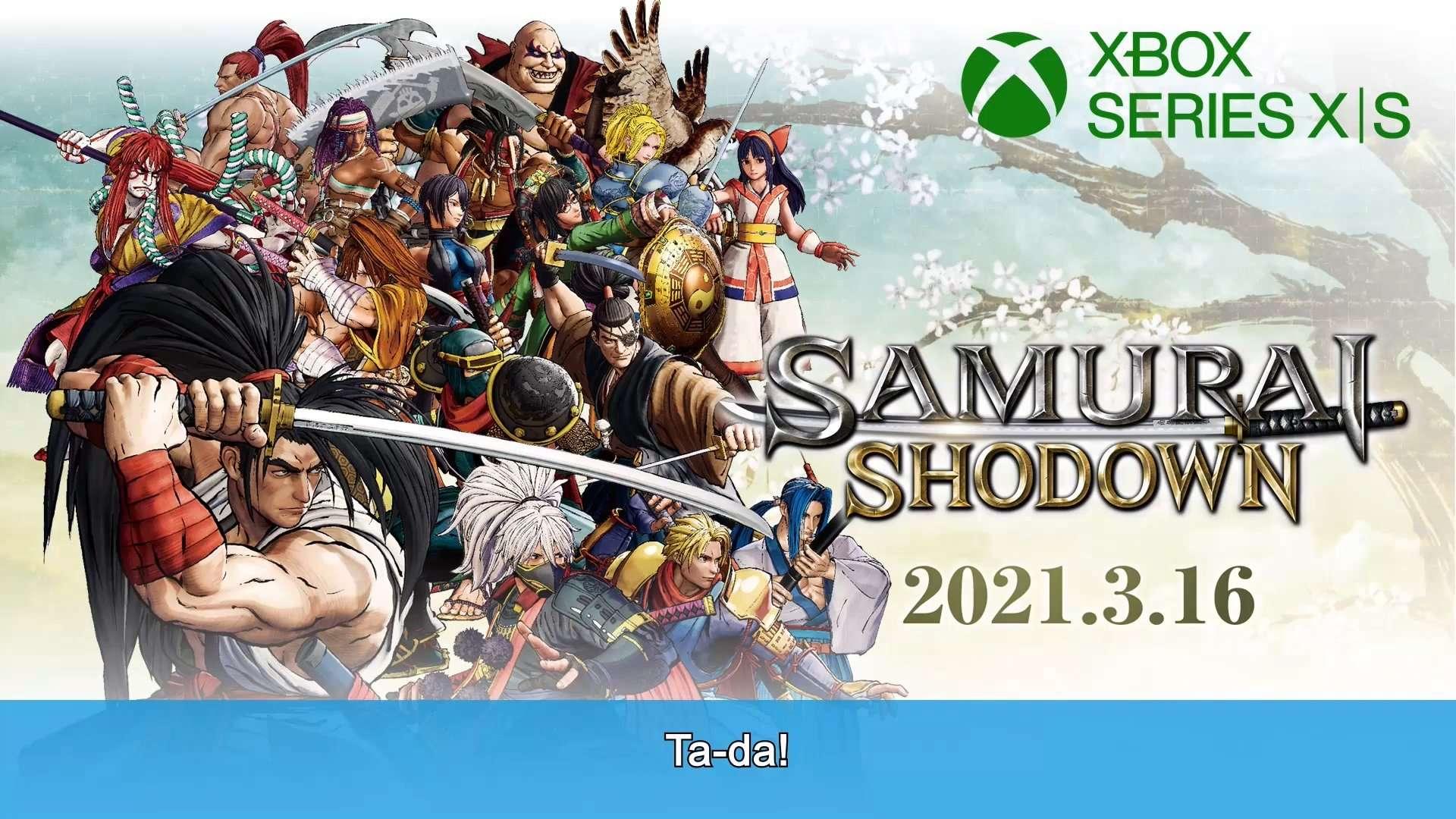 b7dc383be23271e021efa4b0a81c0573 - الكشف عن موعد صدور Samurai Shodown لمنصة الـXbox