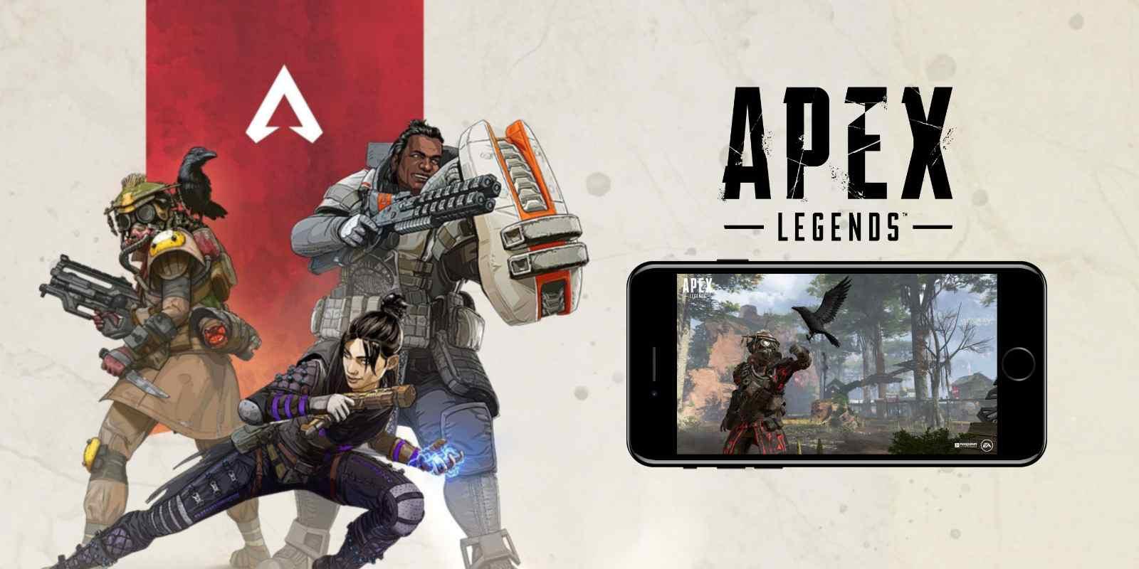 08fdf424f2ba3c4e61dc1bc8e00e8915 - لعبة Apex Legends حققت مليار دولار و تأكيد صدورها على جهاز  Nintendo Switch و الهواتف الذكية