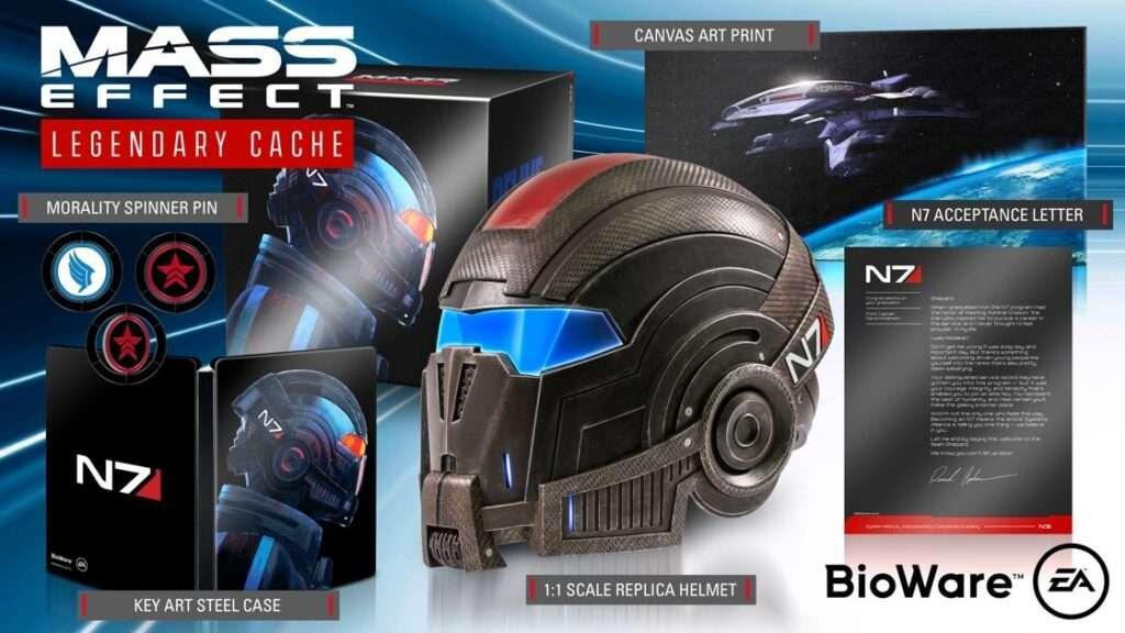14fbf54632c6eead523a03d1bc002fe4 1024x576 - الكشف عن سعر و محتويات نسخة المجمعين Collector's Edition للعبة Mass Effect: Legendary Edition