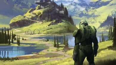 3a69dd6e8f736c976594add915ae367c 390x220 - رسالة صوتية خفية ومثيرة للإهتمام من لعبة Halo Infinite