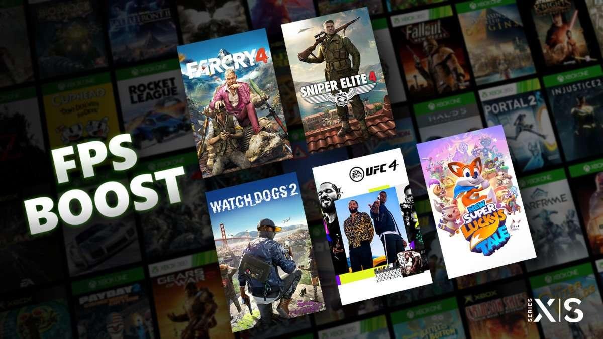 45ff734cddd7485e2082348bed6dbcda - خاصية FPS Boost لمضاعفة معدل الإطارات لأجهزة Xbox Series X|S