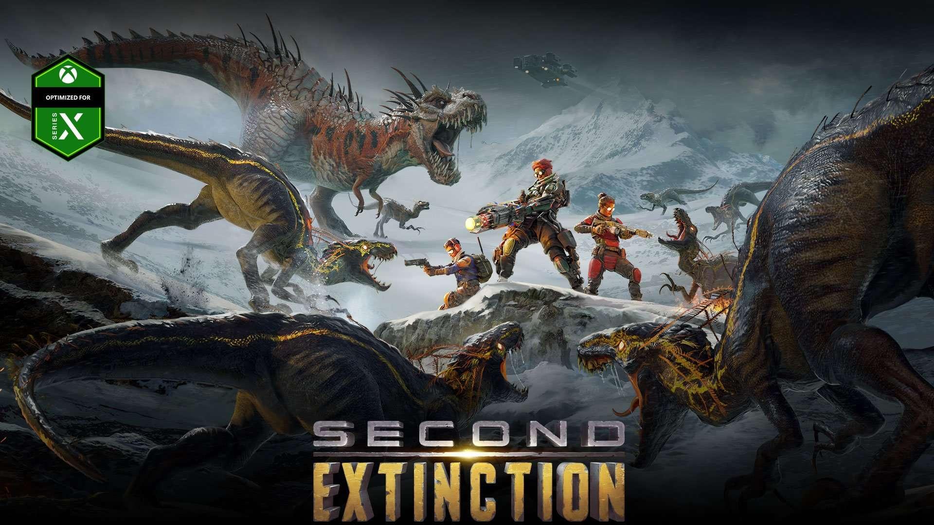 4ea9b037e7c65db8b57fd83db2fa9655 - عرض الكشف عن لعبة Second Extinction لمنصة Xbox