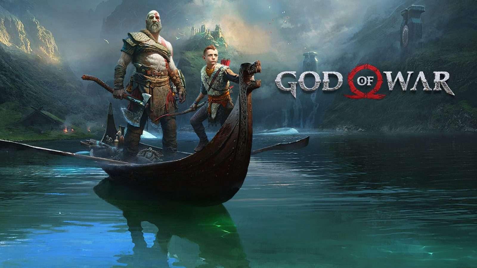 ac0db55377f43933972de43f2133f44c - عرض لأداء لعبة God Of War 2018 على جهاز PlayStation 5 بعد التحديث الأخير