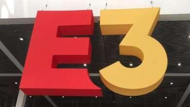 حدث E3 الرقمي