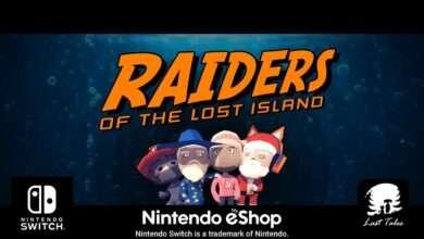 Raiders Of The Lost Islandnbsp