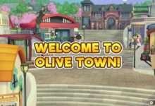 STORY OF SEASONS Pioneers of Olive Townnbsp