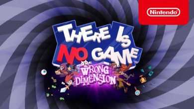 There Is No Game Wrong Dimensionnbsp