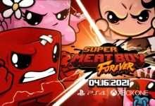 Super Meat Boy Forevernbsp